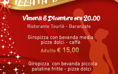Pizzata di Natale