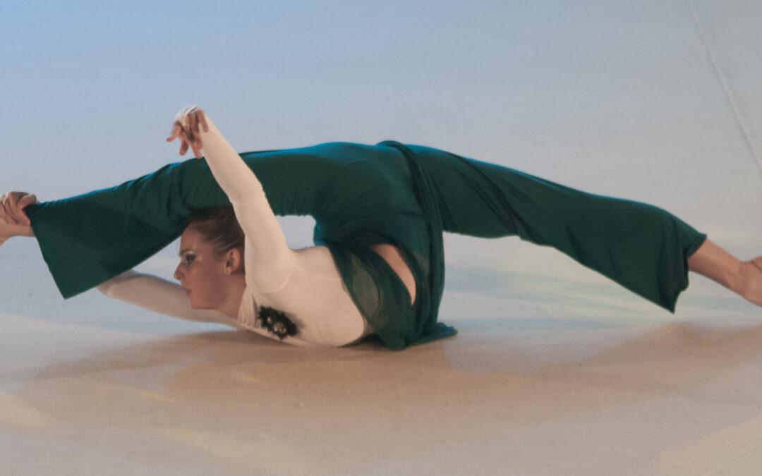 Il Corpo libero nella ginnastica ritmica: tutto quello che c'è da sapere
