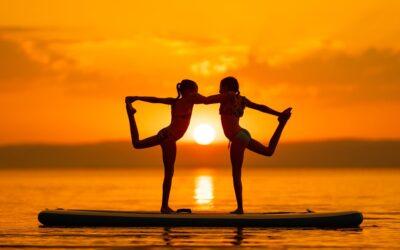 Due sorelle e un solo sport: la ginnastica ritmica e la famiglia